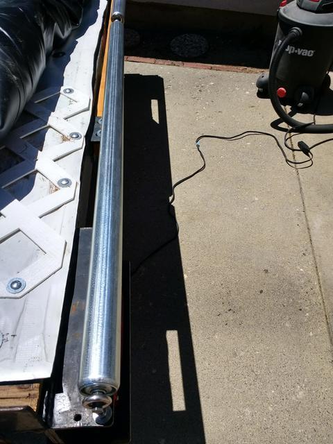 Trailer Floor Cover Mountain Buzz